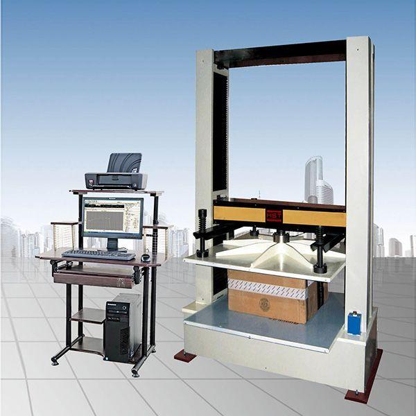 DW-10微机控制纸箱压力试验机
