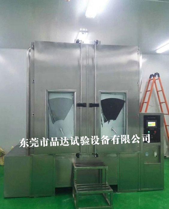室外一体化机柜:防尘试验箱、防水试验箱